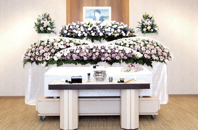花祭壇シルバープラン